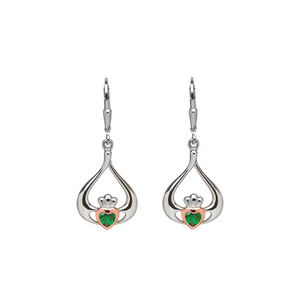 Claddagh Earrings | The Scottish Company | Toronto