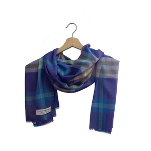 Locharron Spring Scarf - Thompson Camel | The Scottish Company | Toronto