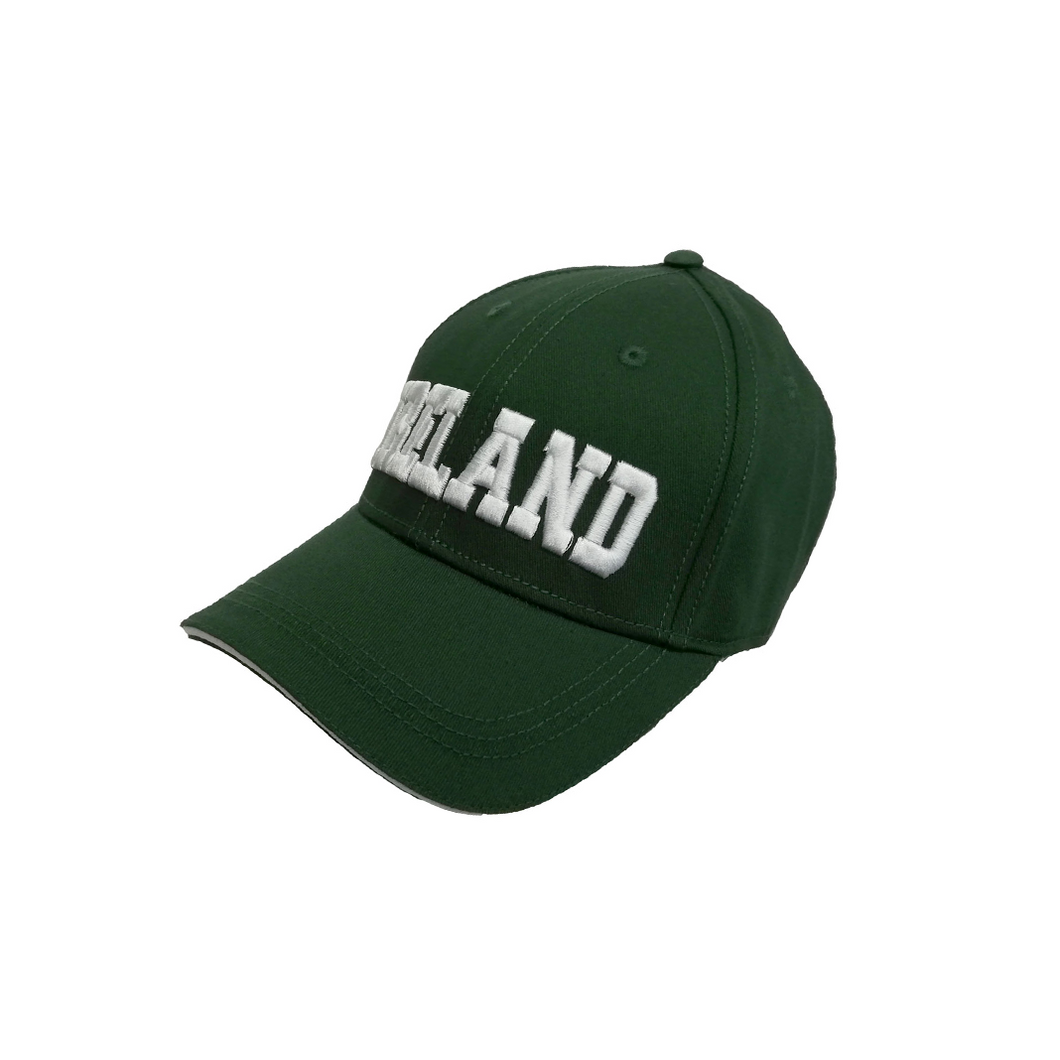 Embroidered Green Ireland Cap | The Scottish Company | Toronto