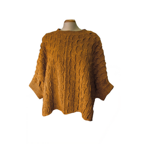 Wave Knitted Sweater | The Scottish Company | Toronto
