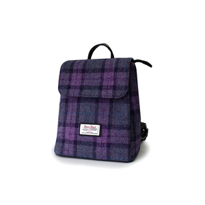 Harris Tweed Tummel Mini Backpack | The Scottish Company | Toronto