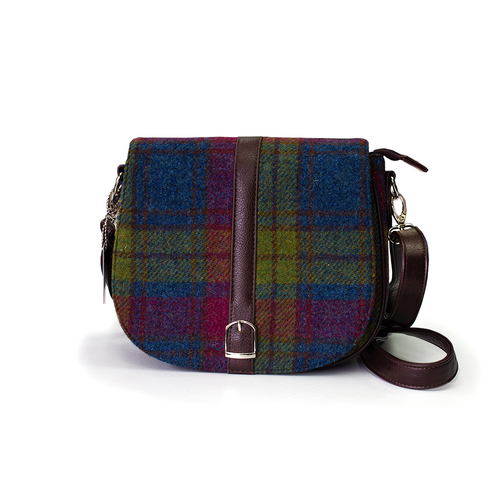 Harris Tweed Shoulder Bag | The Scottish Company | Toronto
