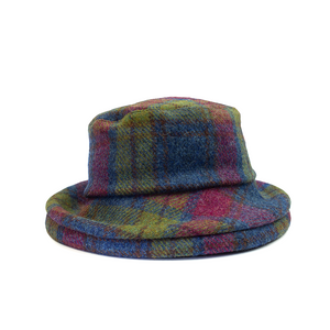 Harris Tweed Ladies Hat | The Scottish Company | Toronto