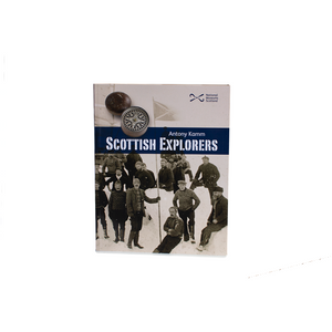 Scottish Explorers Book by Antony Kamm | The Scottish Company | Toronto