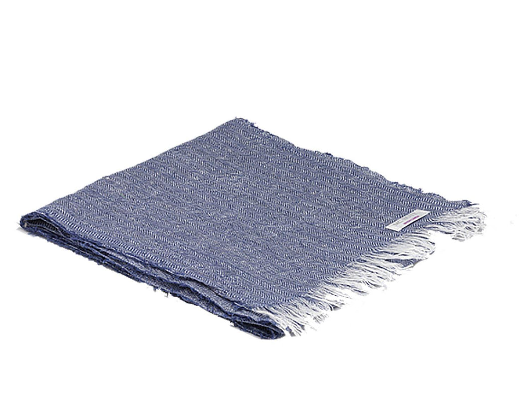McNutt of Donegal-Irish Linen Scarf | The Scottish Company