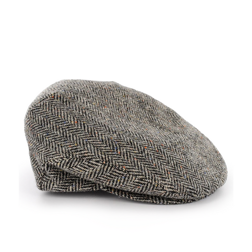 Mucros Mens Tweed Hat Grey | The Scottish Company | Toronto
