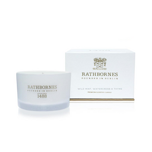 Rathbornes | Mint & Thyme Candle