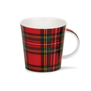 Dunoon | Cairngorm Royal Stewart Tartan Mug | The Scottish Company | Toronto