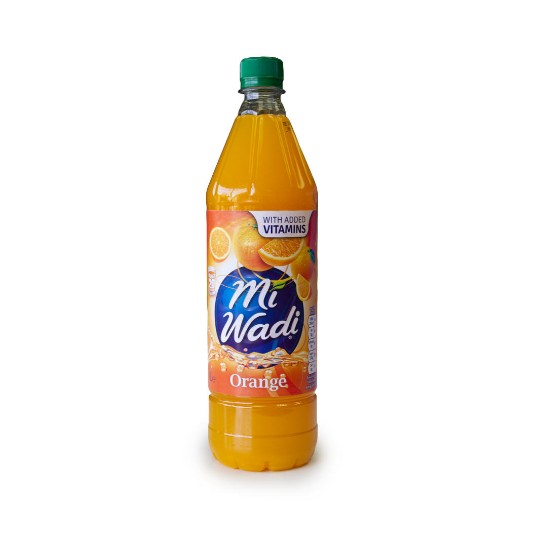 MiWadi Orange Cordial | The Scottish Company | Toronto