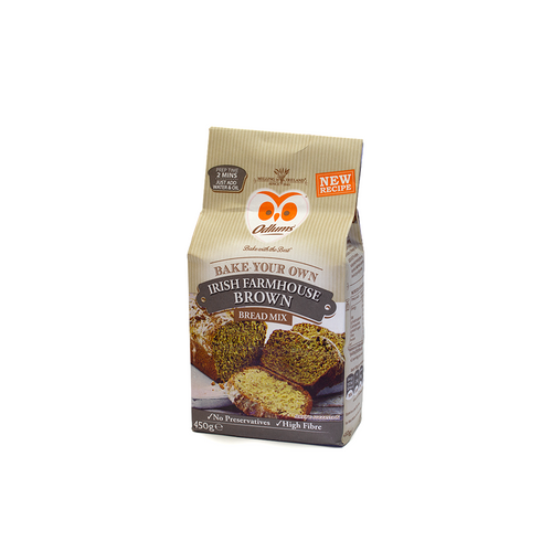 Odlums | Irish Farmhouse Brown Bread Mix 450g