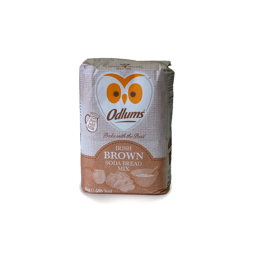 Odlums Irish Brown Soda Bread Mix | The Scottish Company | Toronto
