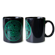 Celtic Football Club Mug - Heat activated emblem