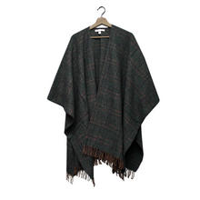 Ladies Tweed Cape (Ruana) | The Scottish Company | Toronto