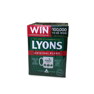 Lyons Original Blend Tea Bags | The Scottish Company | Toronto