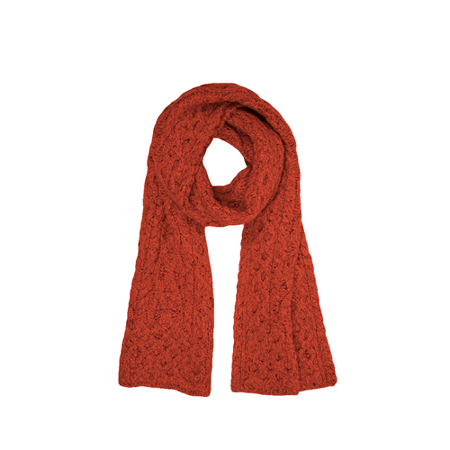 Irelands Eye Terra Cotta Scarf | The Scottish Company | Toronto