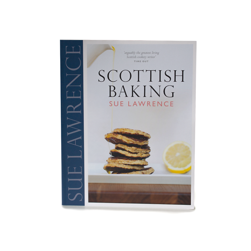 Scottish Baking by Sue Lawrence | The Scottish Company | Toronto