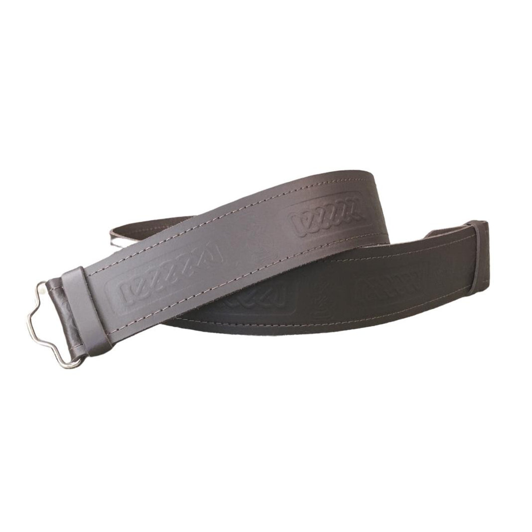 Celtic Brown Kilt Belt