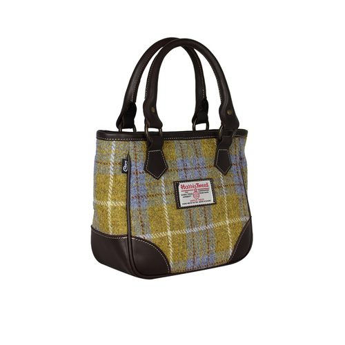 Bucktrout York Harris Tweed Handbag | The Scottish Company