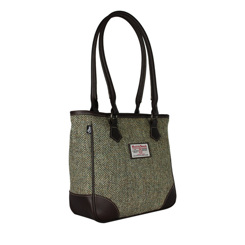 Bucktrout | Harris Tweed Shire Handbag
