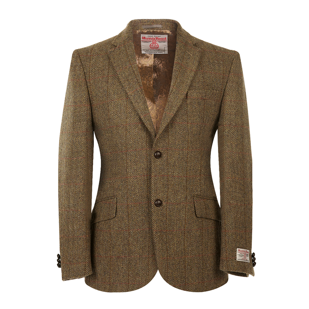 Bucktrout | Patrick Harris Tweed Jacket