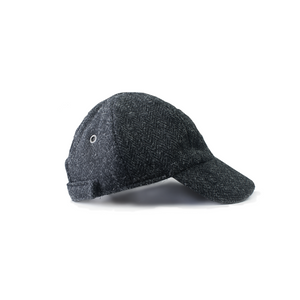 Hanna Hats Harris Tweed Baseball Cap | The Scottish Company | Toronto