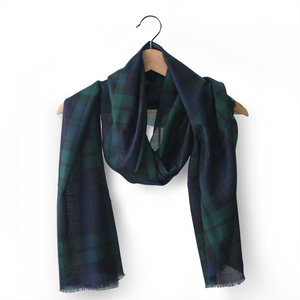 Lochcarron | Black Watch Scarf