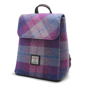 Harris Tweed Tummel Mini Backpack