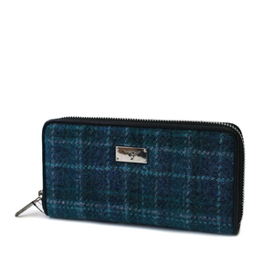 Harris Tweed Ladies Pocketbook Wallet