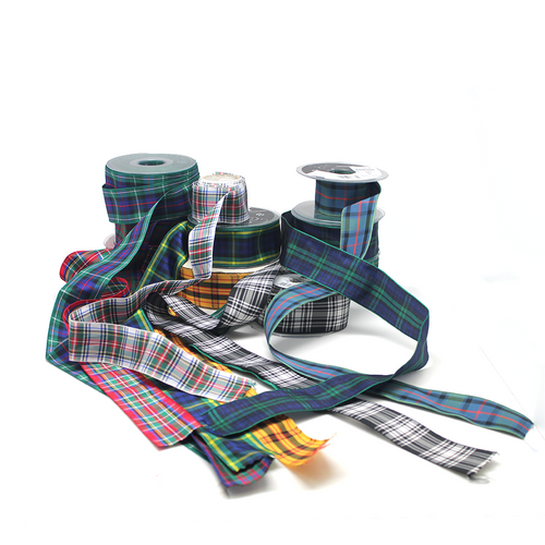 Tartan Ribbon | The Scottish Company