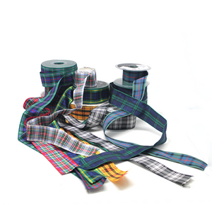 Tartan Ribbon | 40mm Wide