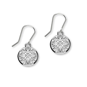 Ortak |  St Magnus Silver Earrings