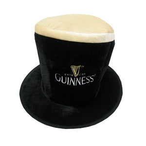 Guinness Black Signature Emblem Pint Fun Hat