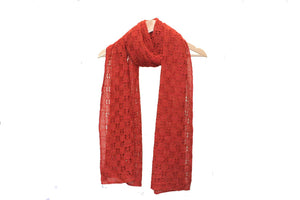 McKernan | Hope Scarf Simply Red