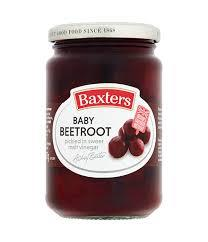Baxters Baby Beetroot 340g | The Scottish Company