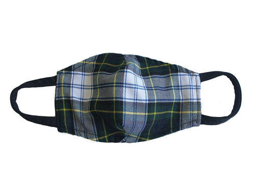 Tartan Cotton Face Masks | Dress Gordon