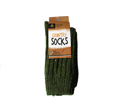 Grange Craft Country Socks | The Scottish Company