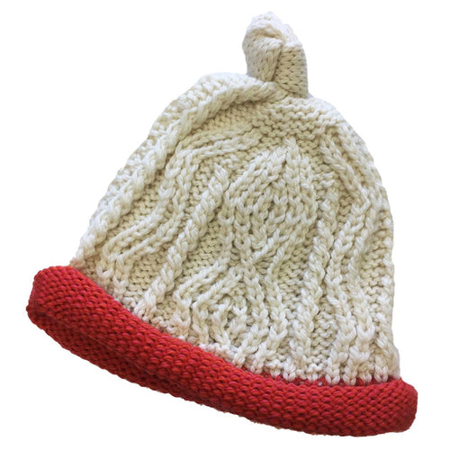 Aran Woollen Mills Baby Hat | The Scottish Company