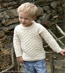Arancraft | Child's Aran Sweater