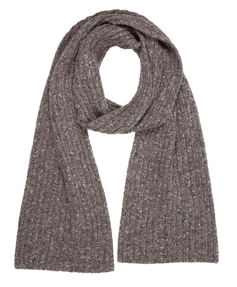Ireland's Eye | Luxe Ribbed Scarf