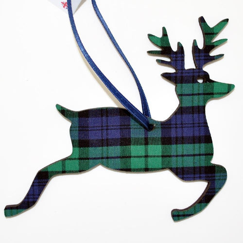 Artcuts Black Watch Stag decoration | The Scottish Company