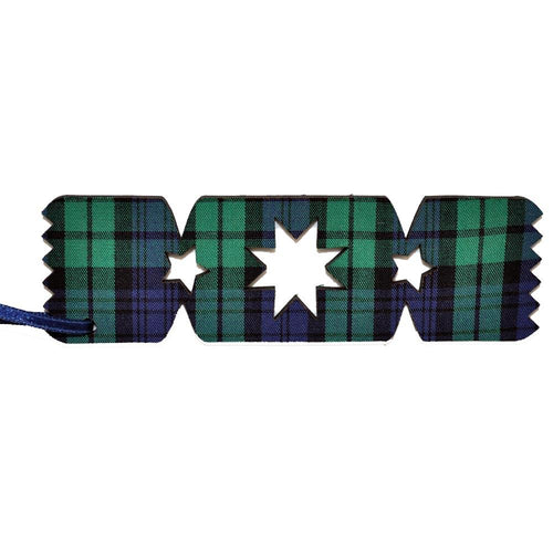 Black Watch Christmas Cracker ornament | The Scottish Company