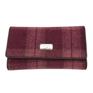 Harris Tweed Tiree Wallet | The Scottish Company