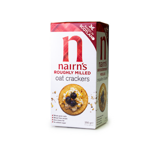 Nairn's Roughly Milled Oat Crackers | The Scottish Company | Toronto