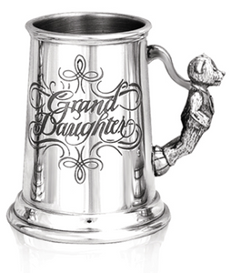 Tankard | Pewter Grand Daughter