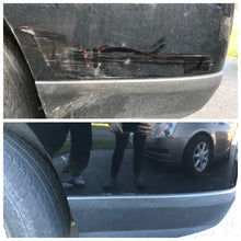 Load image into Gallery viewer, Scuffed bumper detailing in ottawa, ON and gatineau, QC