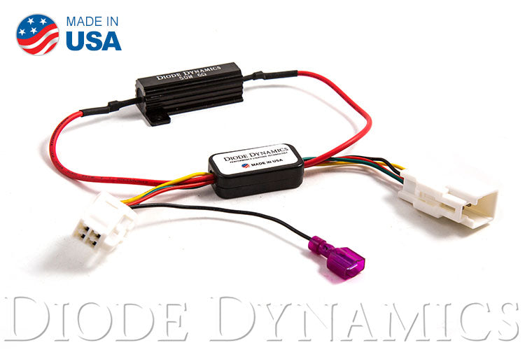 Subaru Legacy Tail as Turn Kit Diode Dynamics