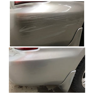 rear bumper scratch repair by Unrivalled Performance in Ottawa, ON Gatineau, QC