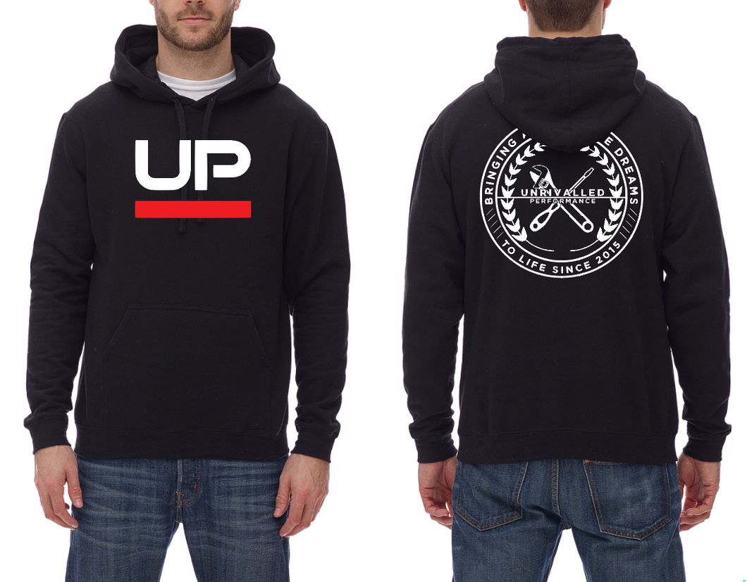 Unrivalled Hoodies