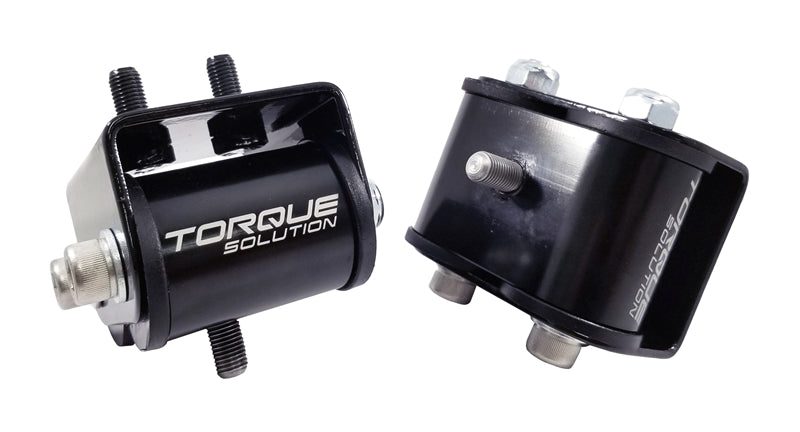 Torque Solution Engine Mounts - 2002-2014 Subaru WRX/2004+ STi