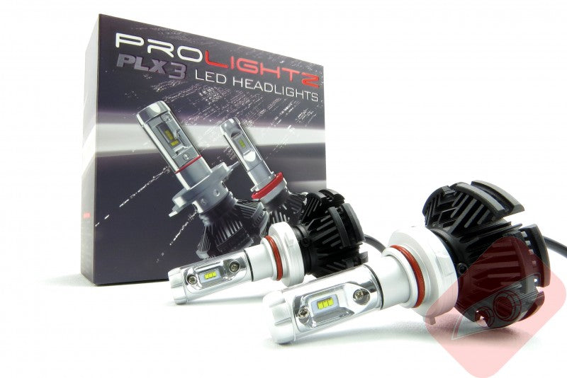 Prolightz PLX3 9005/ H10/ 9145 LED Bulbs
